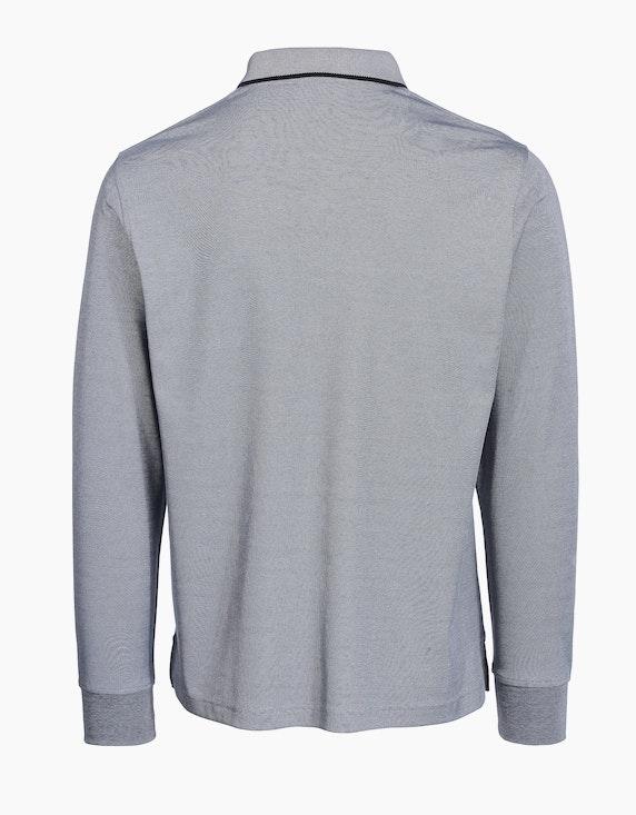 Senator Polo-Shirt, langarm   ADLER Mode Onlineshop