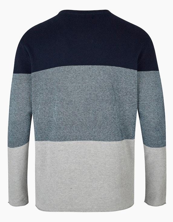 Big Fashion Feinstrickpullover im Streifen-Dessing   ADLER Mode Onlineshop