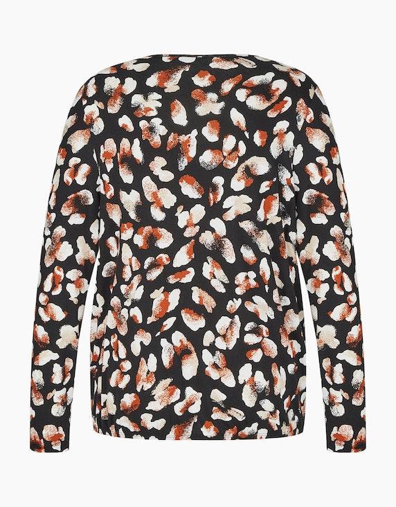 VIA APPIA DUE Shirt mit Allover-Print   ADLER Mode Onlineshop