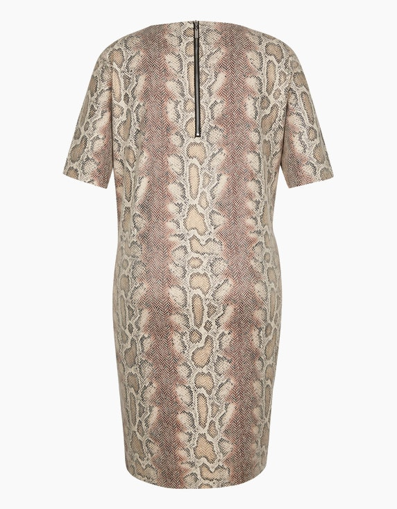 VIA APPIA DUE Kleid im Schlangendruck-Design | ADLER Mode Onlineshop