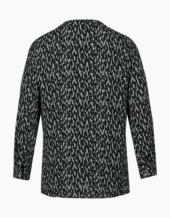 No Secret Bluse mit Allover-Print | ADLER Mode Onlineshop