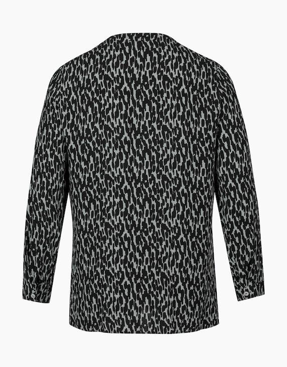 No Secret Bluse mit Allover-Print | ADLER Mode Onlineshop