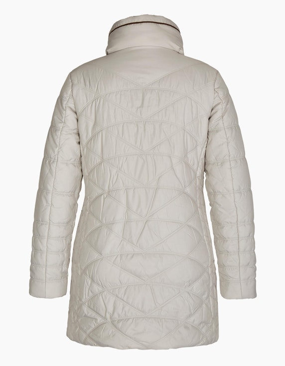 Bexleys woman Jacke mit Paspeln in Wildlederoptik | ADLER Mode Onlineshop