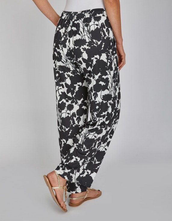 Bexleys woman Palazzo-Hose in Jerseyqualität | ADLER Mode Onlineshop