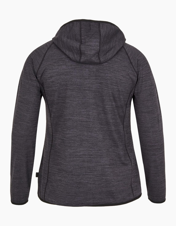 Fit&More leichte Powerstretch Jacke mit Kapuze | ADLER Mode Onlineshop