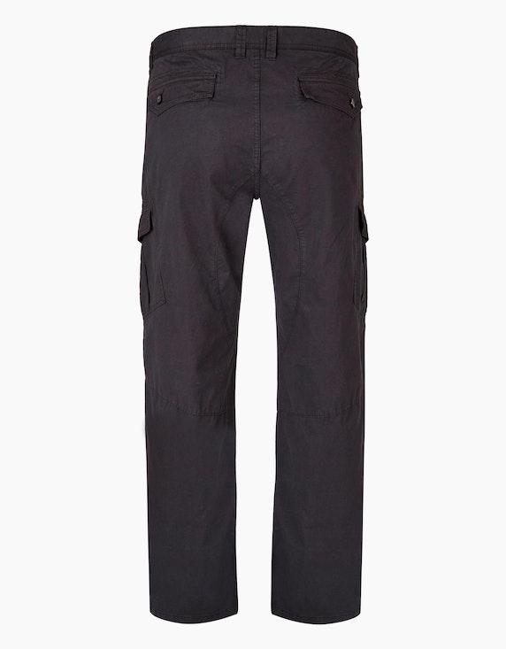 Big Fashion Cargo-Hose aus reiner Baumwolle | ADLER Mode Onlineshop