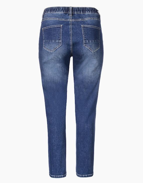 Thea Basic-Jeans, 5-Pocket-Style   ADLER Mode Onlineshop
