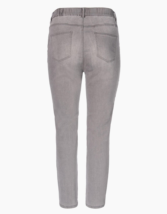 Thea Jeans mit Galonstreifen, 5-Pocket   ADLER Mode Onlineshop