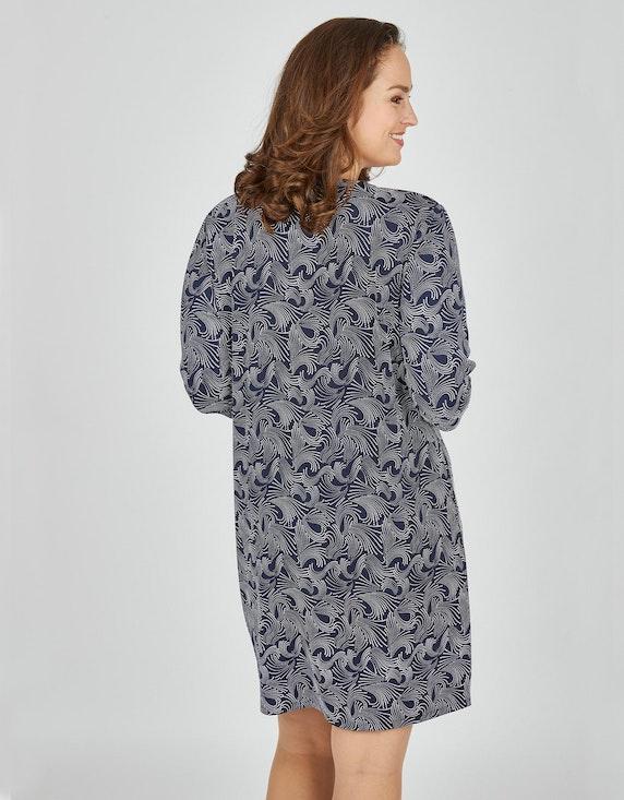 Thea Jerseykleid in Wickeloptik   ADLER Mode Onlineshop