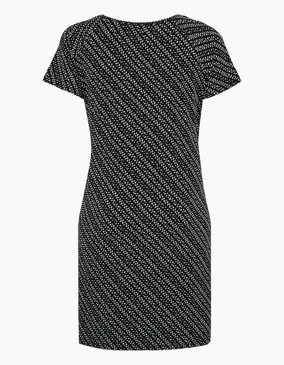 Thea Jerseykleid mit Minimal-Dessin   ADLER Mode Onlineshop