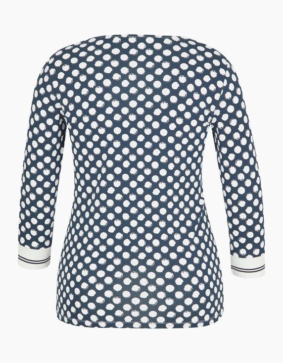 Bexleys woman Shirt mit 3/4-Arm aus Pima Cotton | ADLER Mode Onlineshop
