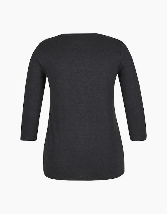 Bexleys woman Shirt mit Plättchenbesatz | ADLER Mode Onlineshop