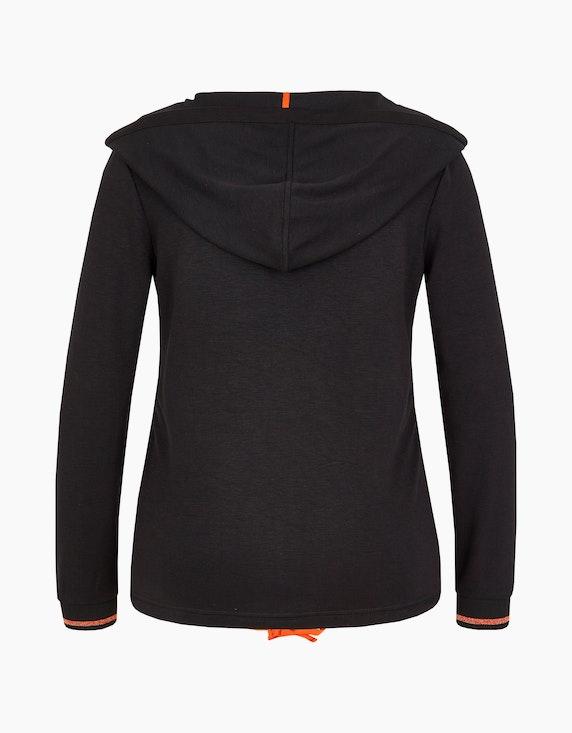 Bexleys woman modische Shirtjacke mit Kapuze | ADLER Mode Onlineshop