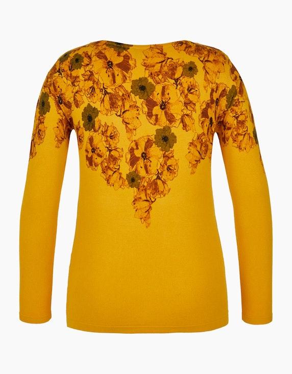 Bexleys woman Feinstrickpullover in Floralem Design | ADLER Mode Onlineshop