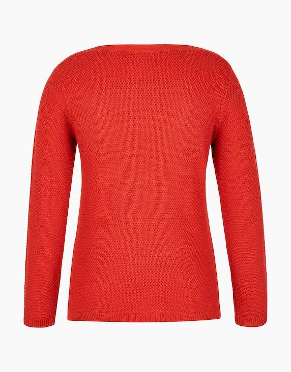 Bexleys woman Pullover mit Rautenmuster | ADLER Mode Onlineshop