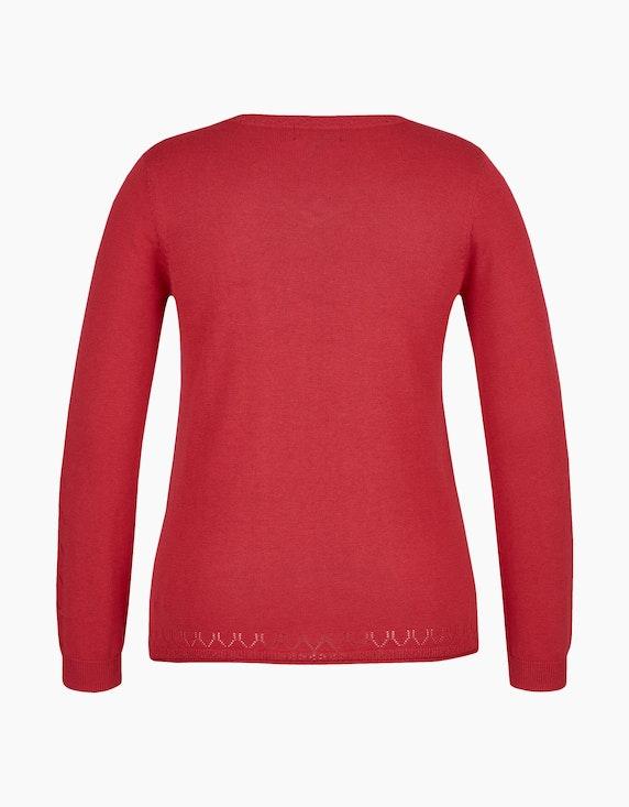 Bexleys woman Pullover mit Ajour-Details | ADLER Mode Onlineshop