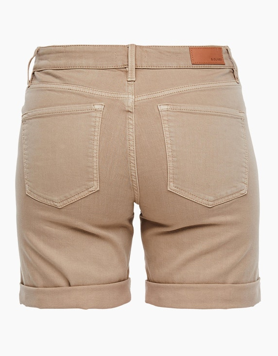 s.Oliver kurze Jeans-Bermuda-Hose | ADLER Mode Onlineshop