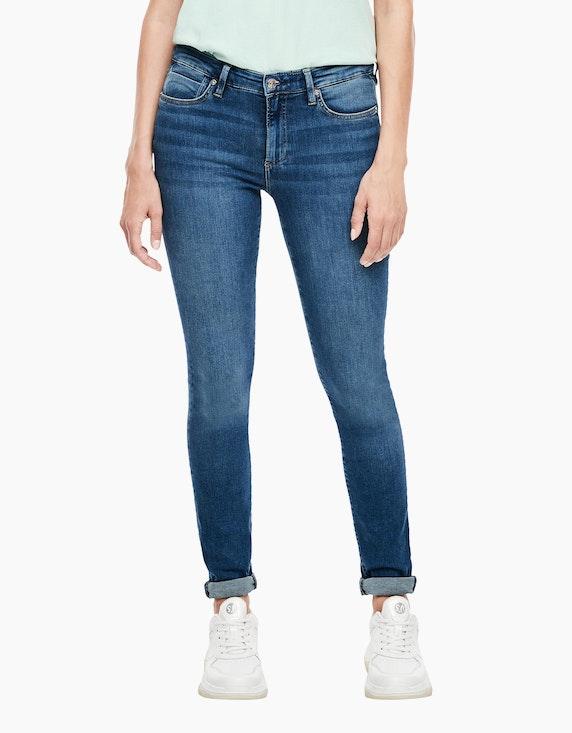 s.Oliver Skinny-Jeans | ADLER Mode Onlineshop