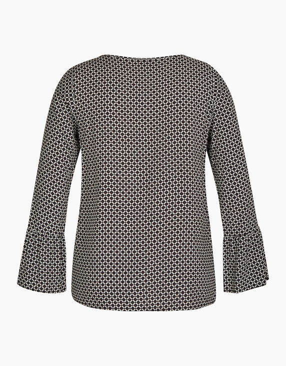 Bexleys woman Bluse mit graphischem Muster | ADLER Mode Onlineshop