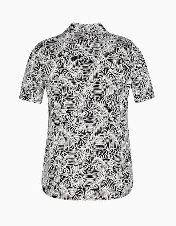 Bexleys woman Hemdbluse mit Blätter-Druck | ADLER Mode Onlineshop