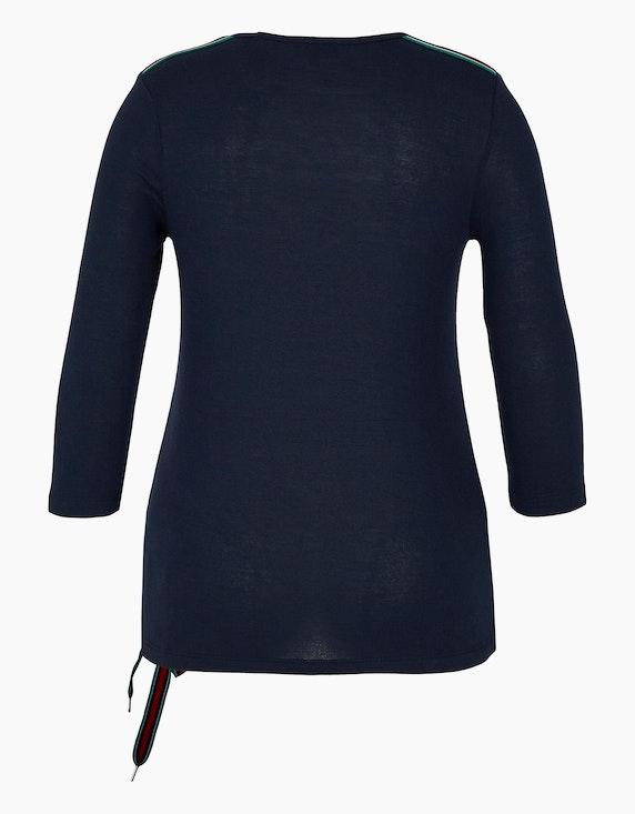 Bexleys woman Shirt mit Gallonstreifen | ADLER Mode Onlineshop