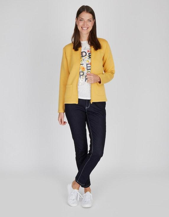 MY OWN Dark Denim Jeans-Hose, 5-Pocket-Style | ADLER Mode Onlineshop