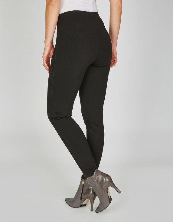 Viventy Velours-Jeggings im Materialmix | ADLER Mode Onlineshop