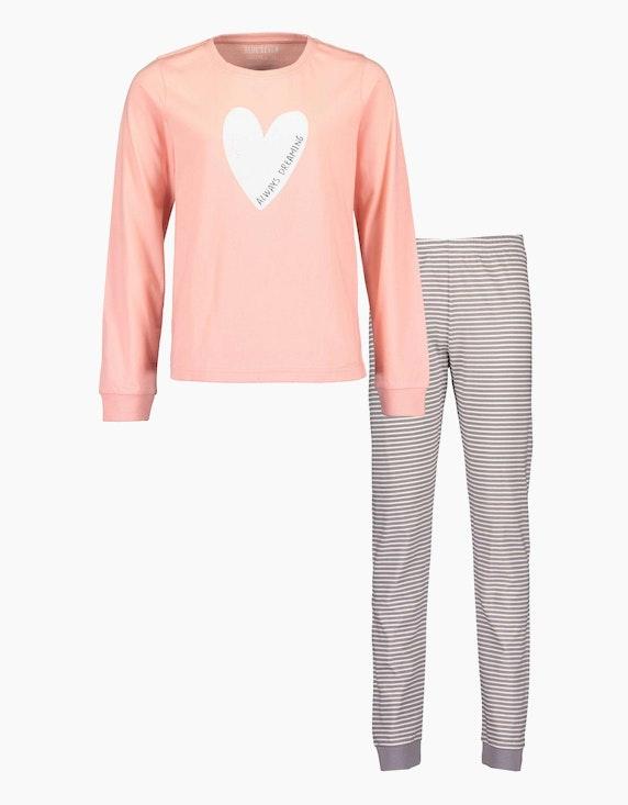 Blue Seven Girls Schlafanzug | ADLER Mode Onlineshop