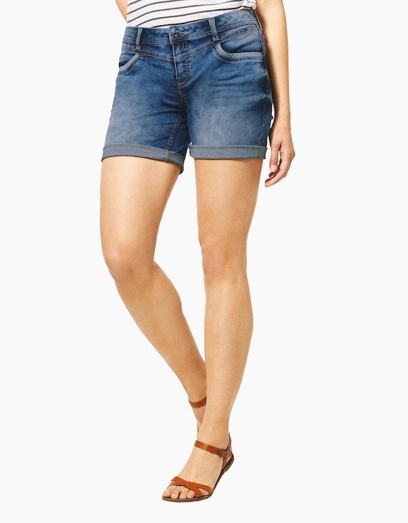 Street One Denim-Shorts, 4-Pocket-Style | ADLER Mode Onlineshop