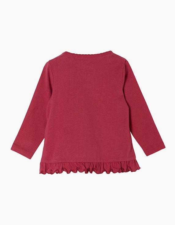 s.Oliver Baby Girls Langarmshirt | ADLER Mode Onlineshop