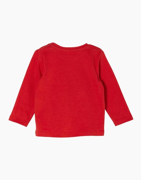 s.Oliver Baby Boys Jerseyshirt mit Feuerwehr-Motiv | ADLER Mode Onlineshop