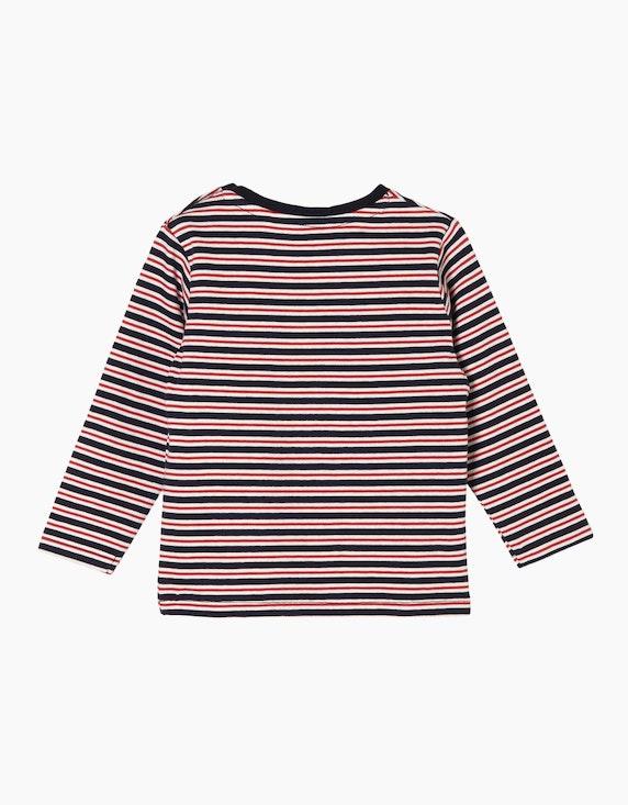 s.Oliver Baby Boys Langarmshirt mit Ringelmuster | ADLER Mode Onlineshop