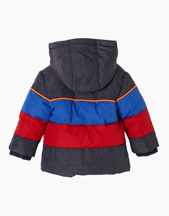 s.Oliver Baby Boys Funktionsjacke mit Colour Blocking | ADLER Mode Onlineshop