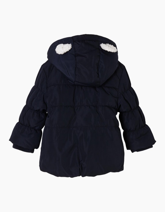 s.Oliver Baby Girls Wintermantel mit Applikation | ADLER Mode Onlineshop