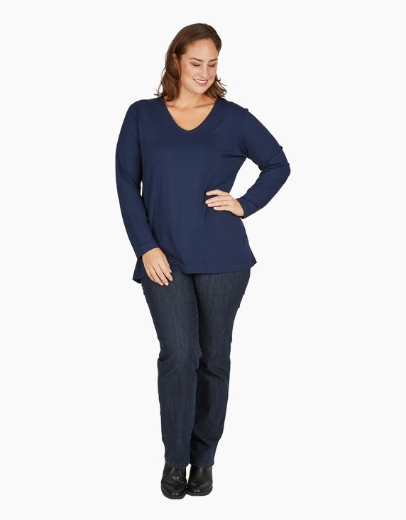 Thea Basic-Jeans, 5-Pocket-Style, Paula   ADLER Mode Onlineshop