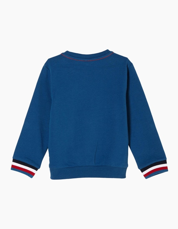 s.Oliver Mini Boys Sweatshirt mit Wendepailletten | ADLER Mode Onlineshop
