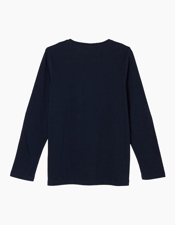 s.Oliver Boys Jerseyshirt mit Statement-Print | ADLER Mode Onlineshop