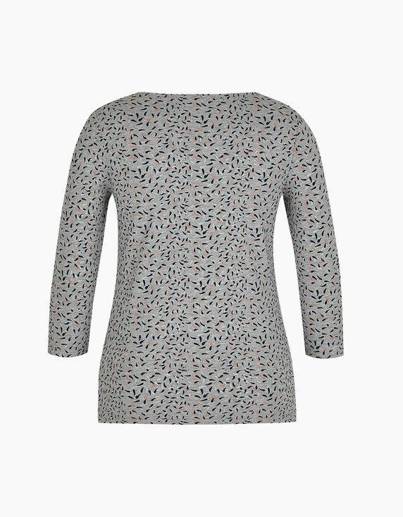 Bexleys woman Shirt mit Allover-Druck | ADLER Mode Onlineshop