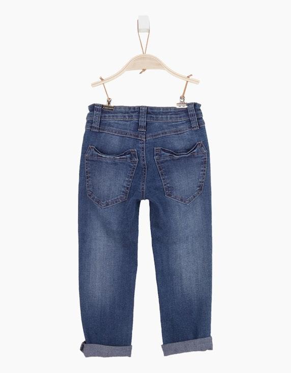 s.Oliver Mini Boys Slim Fit Jeans | ADLER Mode Onlineshop