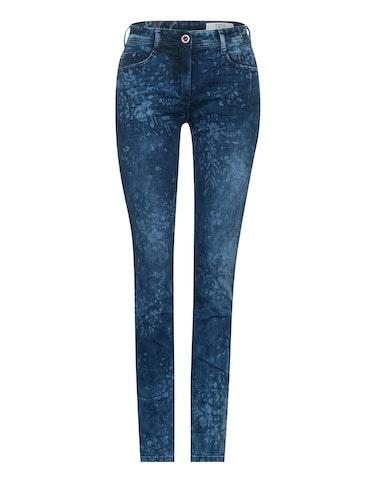 Hosen - Jeans mit Laser Print, 32 30  - Onlineshop Adler