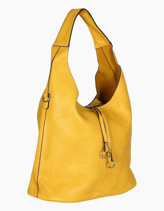 GLÜÜCKSKIND Hobo Bag in Leder-Optik | ADLER Mode Onlineshop