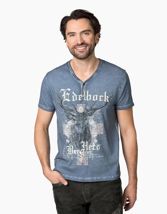 Stockerpoint Trachten T-Shirt   ADLER Mode Onlineshop