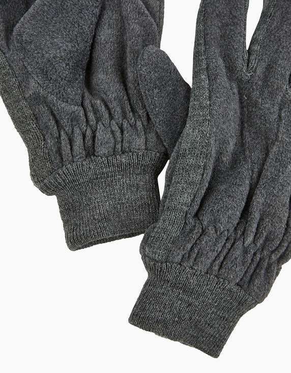 Bexleys man Wärmende Fleece-Handschuhe   ADLER Mode Onlineshop