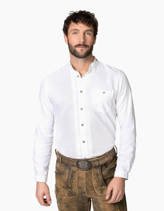 Stockerpoint Trachtenhemd langarm   ADLER Mode Onlineshop