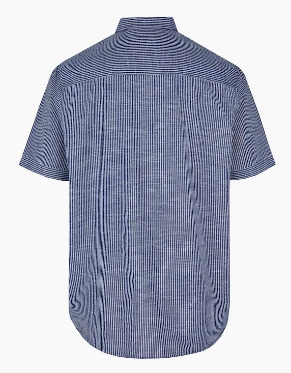 Big Fashion Casualhemd im sportiven Streifendesign | ADLER Mode Onlineshop