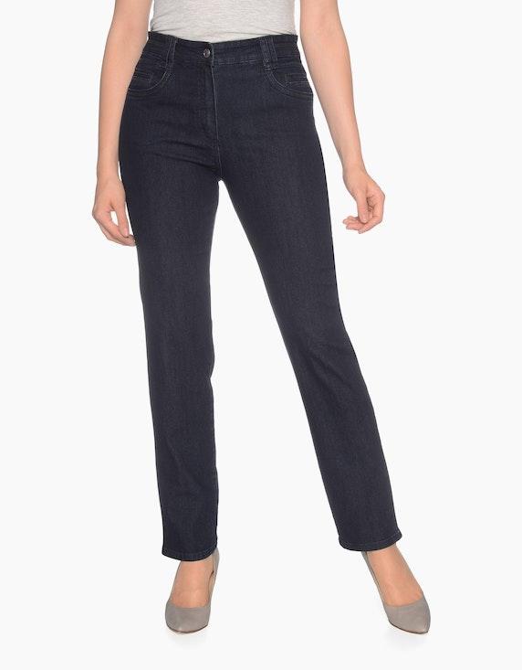 "Bexleys woman Jeans ""Sandra"" - Better improved Fit in Authentic Blue | ADLER Mode Onlineshop"