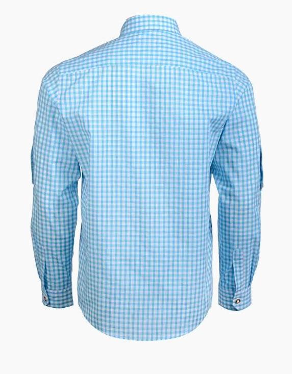Alphorn Trachtenhemd kariert, langarm   ADLER Mode Onlineshop