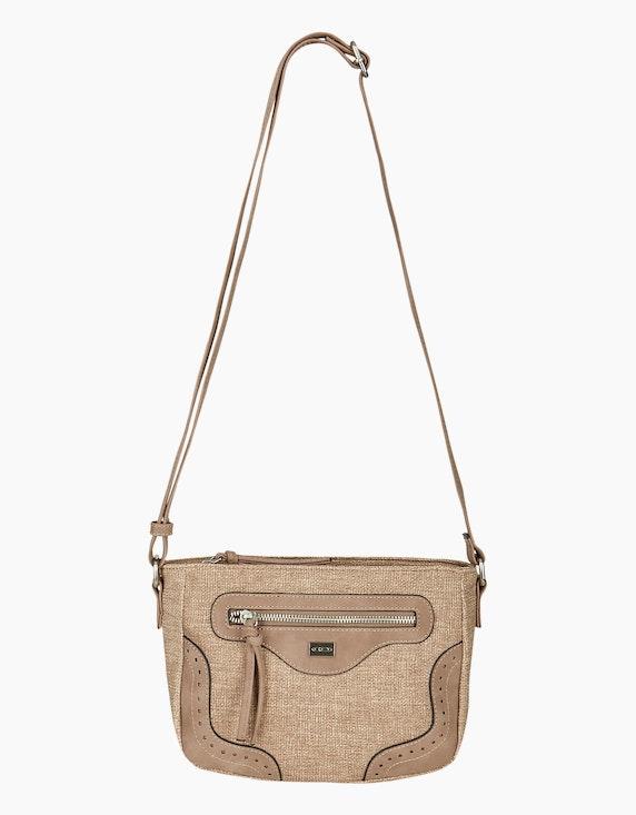 Conti Kleine Handtasche mit Lochstickerei | ADLER Mode Onlineshop