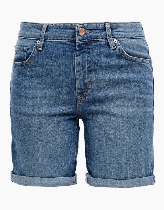 s.Oliver Jeans-Bermuda, Regular Fit, Karolin | ADLER Mode Onlineshop