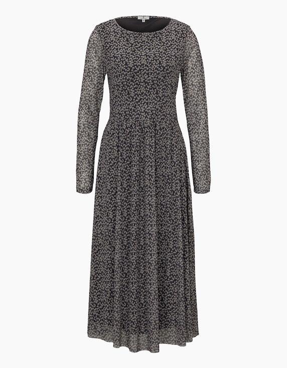 Tom Tailor Kleid in Midilänge   ADLER Mode Onlineshop